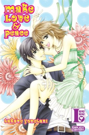 Make Love & Peace cover