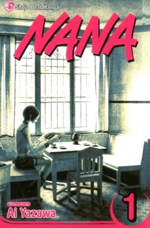 Nana volume 1 cover
