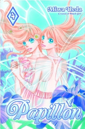 Papillon volume 4 cover