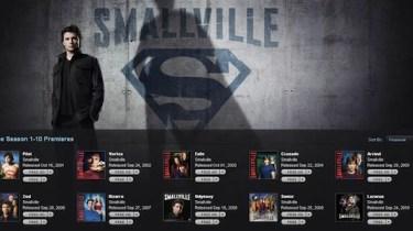 Smallville on iTunes