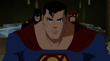 Superman in Justice League: Doom