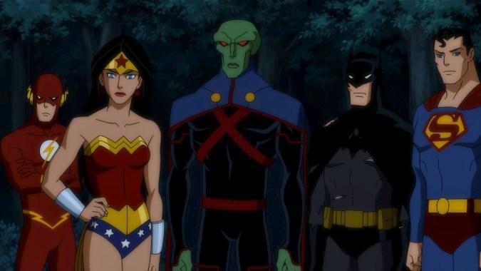 Justice League: Doom - Justice League