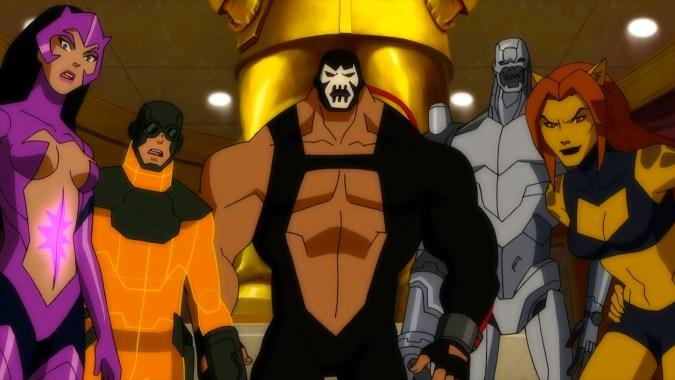 Justice League: Doom - Legion of Doom