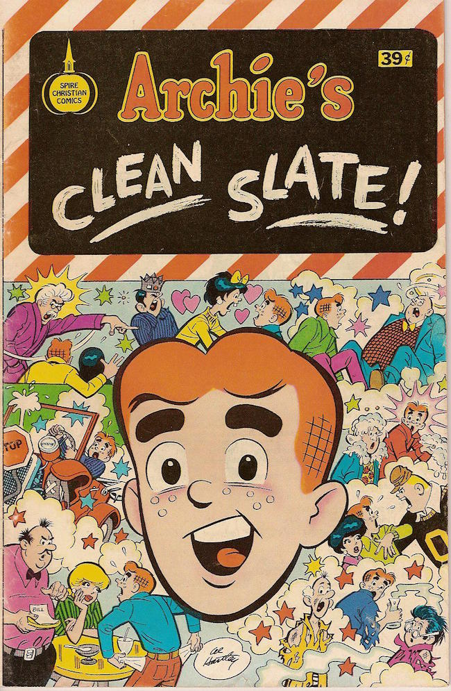 Archie's Clean Slate
