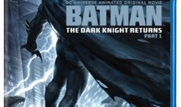 Batman: The Dark Knight Returns, Part 1 cover