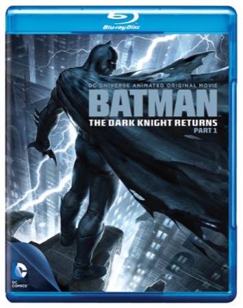 Batman: The Dark Knight Returns, Part 1 cover