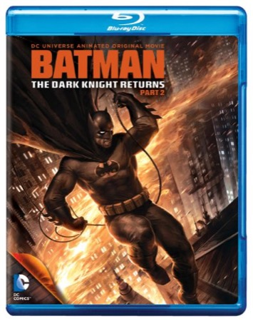Batman: The Dark Knight Returns Part 2 cover