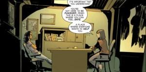 Boom! Sleepy Hollow comic
