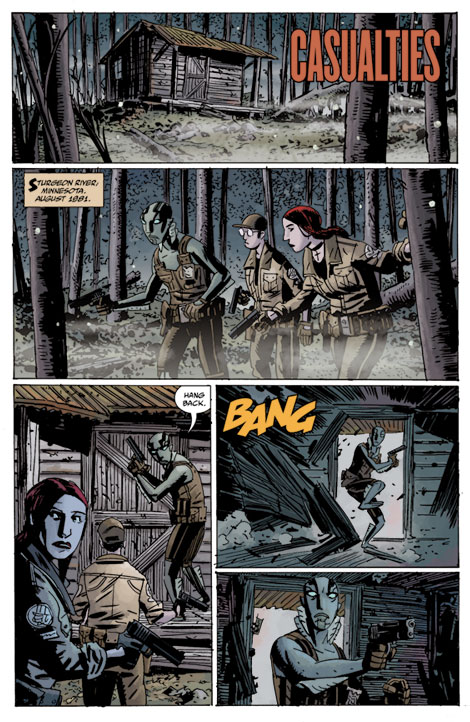 BPRD Casualties page