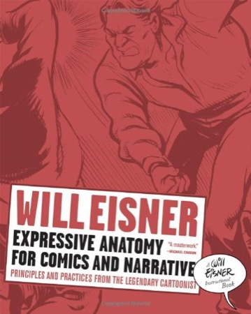 Expressive Anatomy for Comics and Narrative cover