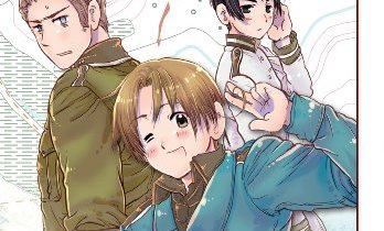 Hetalia: Axis Powers volume 1