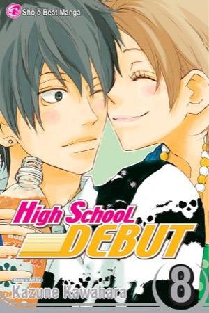 High School Debut volume 8