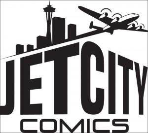 Jet City Comics logo