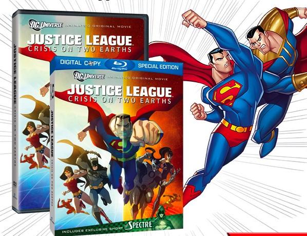 Justice League ad