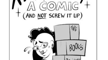 Let's Kickstart a Comic cover