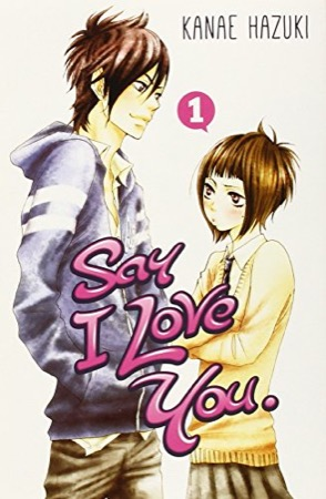Say I Love You volume 1