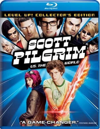 Scott Pilgrim on Blu-ray
