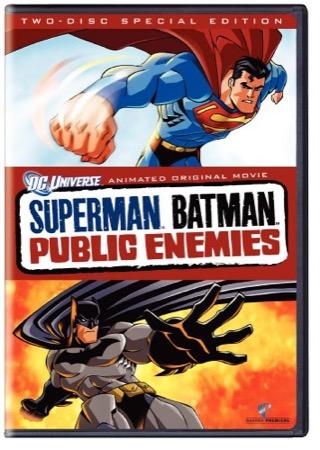 Superman/Batman: Public Enemies cover