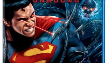 Superman: Unbound cover