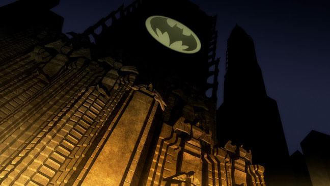 The Dark Knight Returns animated movie adaptation