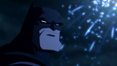 The Dark Knight Returns animated movie adaptation Batman