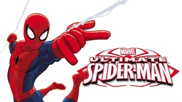 Ultimate Spider-Man promo art
