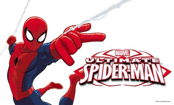 Ultimate Spider-Man promo art