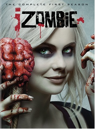 iZombie on DVD