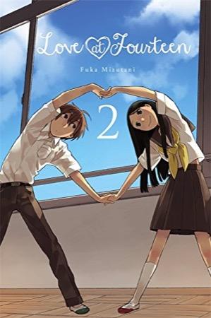 Love at Fourteen volume 2
