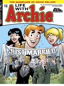 Life With Archie cover