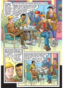 Life With Archie page 9