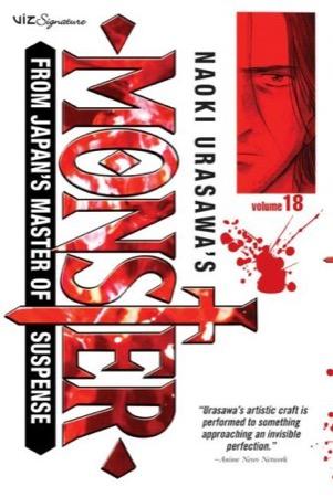 Naoki Urasawa's Monster volume 18