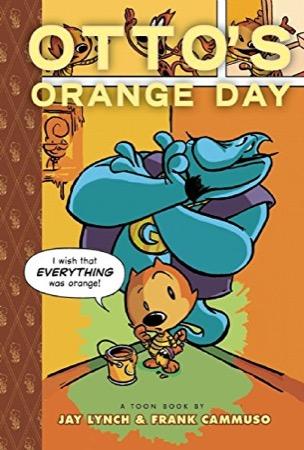 Otto's Orange Day