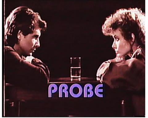 Probe title card