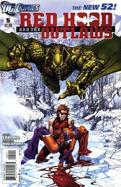 Red Hood and the Outlaws #5