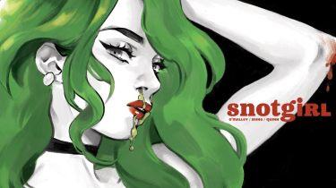 Snotgirl promo art
