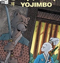 Usagi Yojimbo #136