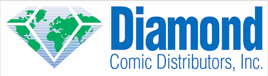 Diamond Comic Distribution logo