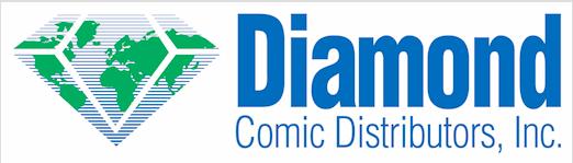 Diamond Comic Distribution logo