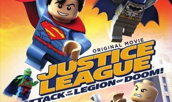 Lego DC Comics Super Heroes: Justice League: Attack of the Legion of Doom