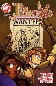 Princeless Volume 2 #1