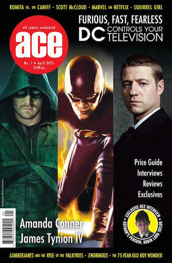 ACE magazine #1