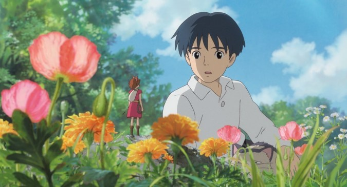 Arrietty with Shawn