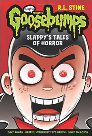 Goosebumps Graphix: Slappy's Tales of Horror