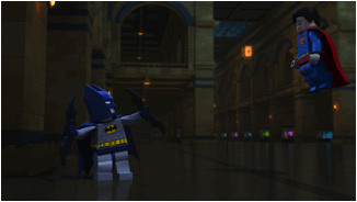 Lego DC Comics: Batman: Be-Leaguered