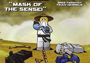 Mask of the Sensei
