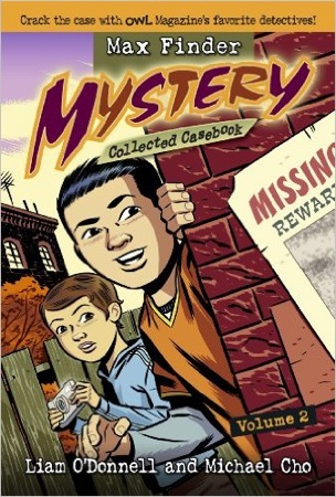 Max Finder Mystery Collected Casebook Volume 2