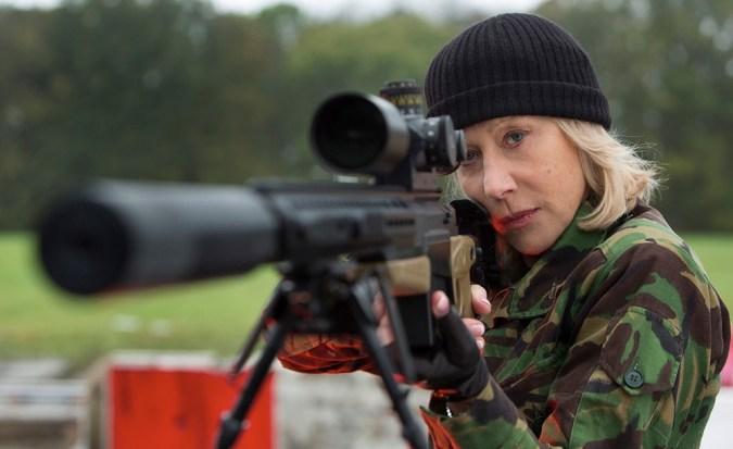 Helen Mirren in Red 2