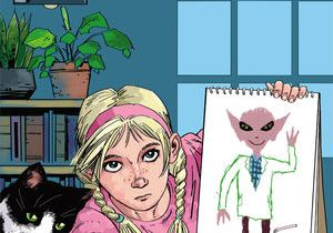 Resident Alien: The Sam Hain Mystery #3