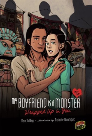 My Boyfriend Is a Monster: Wrapped Up in You